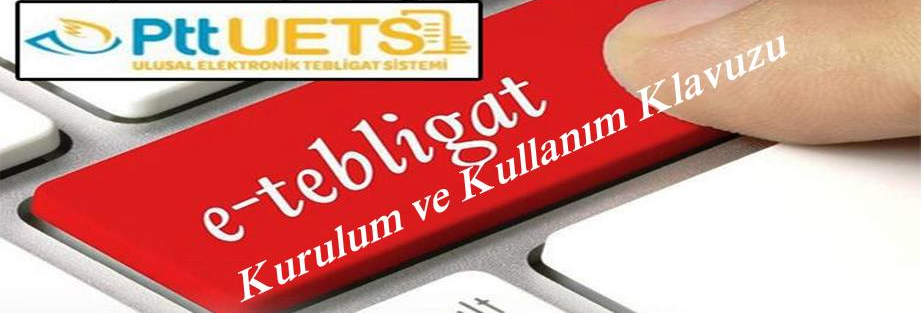 E TEBLİGAT