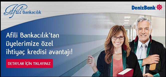 DENİZBANK'TAN